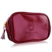 Omorovicza 化妝包-紅(16X4X10.5cm)