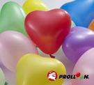 【大倫氣球】12吋糖果色 心形氣球-STANDARD & CRYSTAL BALLOONS派對 佈置 台灣生產製造 安全玩具