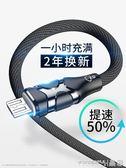 數據線 安卓數據線閃充vivox21x20x9充電器線高速通用usb快充oppor15r11r9s加長2a 限時搶購