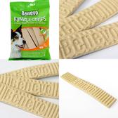 英國Benevo狗狗隆隆條 頂級素食寵物食品 純素營養點心-班尼佛素肉條 毛小孩最愛 無添加誘食劑