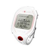 Polar RCX3F 女用白色二鐵心率錶 防水30米 (兩色可選)