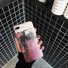 [24H 現貨快出] 蘋果 手機殼 iPhone7 plus iPhone6 plus i6 文藝 水粉畫 創意 個性 日韓 潮 男女款