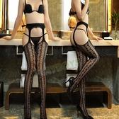 性感絲襪 炫麗魅影蕾絲吊帶連褲網襪-玩伴網【滿額免運】