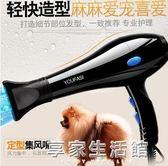 寵物吹風機大功率靜音狗狗電吹風金毛泰迪貓咪大小型犬專用吹水機·享家生活館