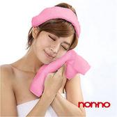 儂儂non-no 最乾淨的毛巾 (加厚款) 粉紅色 2條/組