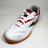 [陽光樂活=]MIZUNO 美津濃  CROSSMATCH PLIO EV 桌球鞋 -81GA198562 白x紅x黑
