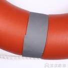 救生圈 2.5KG聚乙烯塑膠5556 晶格反光塑膠救生圈 4.3KG塑膠救生圈