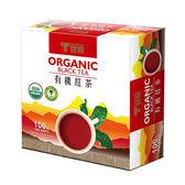 《T世家》有機紅茶簡易包2g*100包【愛買】