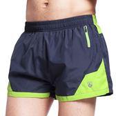 【年終大促】運動短褲男夏薄款跑步健身速干馬拉鬆訓練田徑三分褲籃球短褲