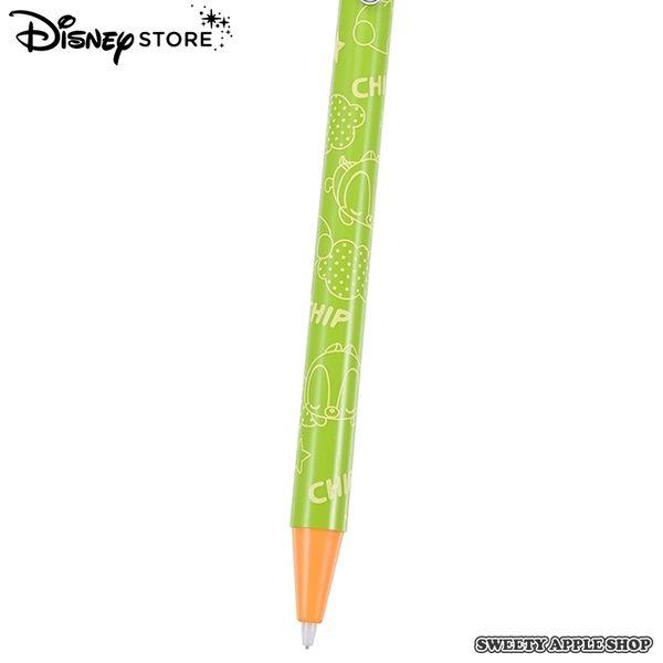 日本限定 Disney Store 日本製  奇奇 睡眠版  自動鉛筆