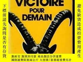 二手書博民逛書店法文原版罕見瓦努阿圖 明天的勝利ANOISE VICTOIRE POUR DEMAINY7215 JEAN C