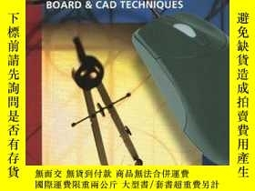 二手書博民逛書店Mechanical罕見Drawing: Board and CAD Techniques, Student Ed