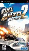 PSP Full Auto 2: Battlelines 極速鬥車2:戰線(美版代購)