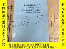 二手書博民逛書店The罕見Intelligent Personal Comput