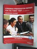 【書寶二手書T8/語言學習_ZCZ】Longman Preparation Series for the New TOE