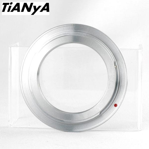 我愛買#Tianya天涯M42轉EOS鏡頭轉接環(無檔板)M42-EOS轉接環CANON EOS機身,M42-EOS轉接環