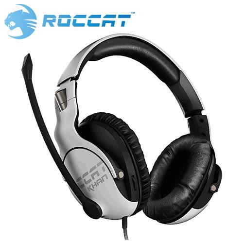 ROCCAT  KHAN PRO 電競耳機 白
