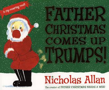 【麥克書店】FATHER CHRISTMAS COME UP TRUMPS /英文繪本