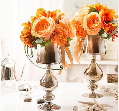 模擬花假花 套裝 花藝 客廳餐桌 裝飾花 花瓶花束 -bri01072