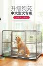 狗籠中大型犬金毛拉布拉多室內室外寵物狗籠...