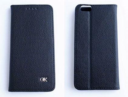 Apple iPhone 6 Plus/iPhone 6S Plus(5.5吋) 真皮手機套 新款荔枝紋 紫色可選