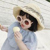 媽女童18年夏季新款兒童漁夫帽女寶寶時尚可愛百搭遮陽帽帽子   9號潮人館