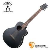 aNueNue ML16 黑鳥/36吋小吉他 雲杉面板/桃花心木側背板 (面單板)附多樣配件【鳥吉他ml16】
