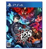 PS4 女神異聞錄5 亂戰 魅影攻手 中文版 限定版