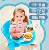 兒童餐椅兒童椅子叫叫椅寶寶吃飯桌餐椅卡通餐桌塑料靠背椅嬰兒座椅YJT 『獨家』流行館