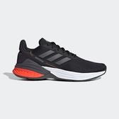 Adidas Response Sr [FX3629] 男鞋 運動 休閒 慢跑 透氣 舒適 支撐 避震 愛迪達 黑 灰