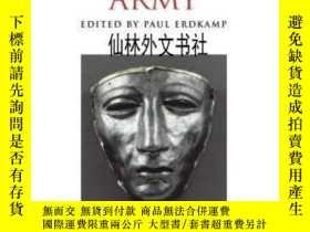 二手書博民逛書店【罕見】2010年出版 A Companion To The Roman ArmyY27248 Paul Er