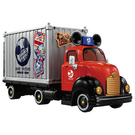 TOMICA DM 環遊世界系列 收納貨車 DS17909 (小車另購) 多美小汽車