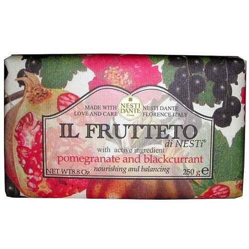 Nesti Dante 義大利手工香皂 天然鮮果系列 石榴&黑醋栗  250g【美人密碼】