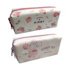 【日本正版】星之卡比 皮革 筆袋 鉛筆盒 收納包 化妝包 卡比之星 Kirby 任天堂 633304 633311
