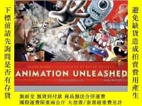 二手書博民逛書店Animation罕見UnleashedY364682 Ellen Besen Michael Wiese P