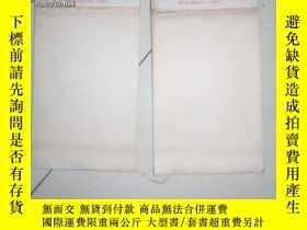 二手書博民逛書店罕見2本1957年的外國的便條紙均使用了一半(和售)A7Y99