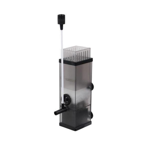 油膜處理器魚缸除油膜器迷你小魚缸過濾器靜音草缸魚缸除油膜「極有家」