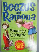 【書寶二手書T1/原文小說_MQK】Beezus and Ramona_Cleary, Beverly/ Rogers, Jacqueline (ILT)