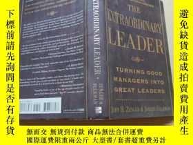 二手書博民逛書店THE罕見EXTRAORDINARY LEADERY2931 2002JOHN H.ZENGER &