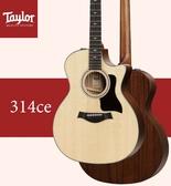 【非凡樂器】Taylor 314ce /美國知名品牌電木吉他/公司貨/全新未拆箱/加贈原廠背帶/公司貨保固