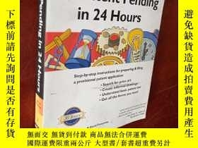 二手書博民逛書店PATENT罕見PENDING IN 24 HOURSY177301 PATENT PENDING IN 24