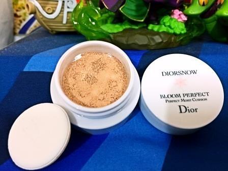 Dior迪奧雪晶靈光感氣墊粉餅~色號#010~樣品裝旅行用