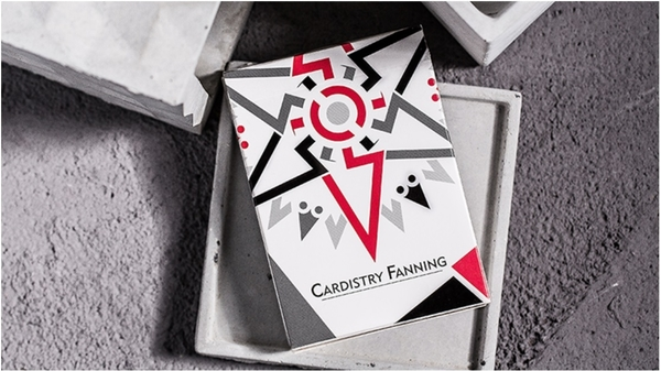 【USPCC撲克】Cardistry Fanning (White) Playing Cards