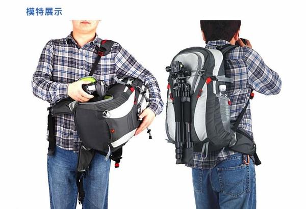 【聖影數位】BENRO 百諾 蜂鳥系列 Hummer 100 雙肩攝影背包 可放13 筆電  黑/藍/灰/綠/紅/黃