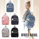 【獨家商品】後背包 韓國 RIKIKO Teddy帆布背包 書包 電腦包 NO.155