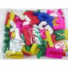 《 USL遊思樂教具 》英文積木 ( 60 PCS ) / JOYBUS玩具百貨