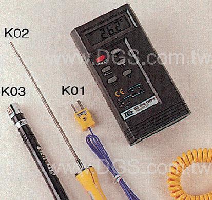 數字式溫度計單通道 Digital Thermometer