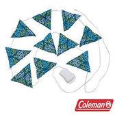 Coleman LED串燈 藍 CM-22287  露營│戶外