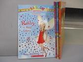 【書寶二手書T4/原文小說_MAB】Ruby-The Red Fairy_Heather-The Violet Fairy等_共4本合售
