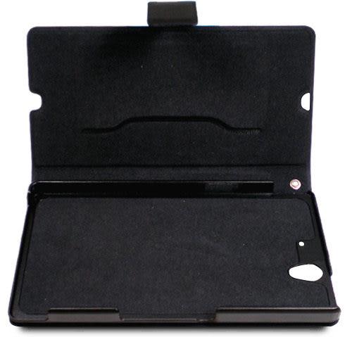 ★皮套達人★ Sony Xperia Z L36h 筆記本造型皮套+ 螢幕保護貼  (郵寄免運)